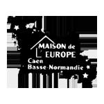 logo maison de Europe de Caen Basse-Normandie